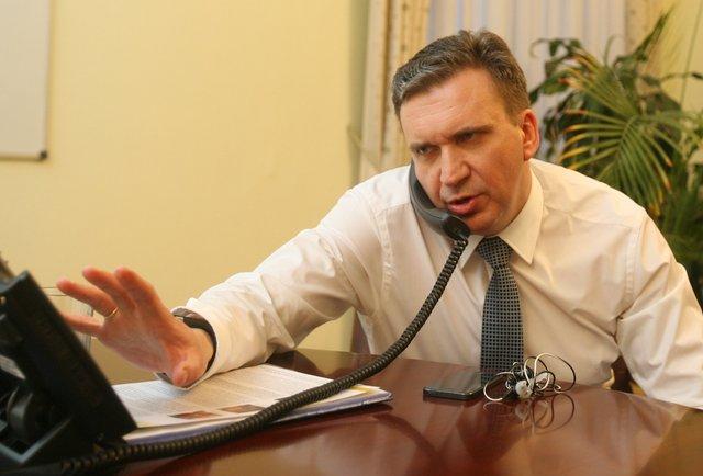 Міністр економіки подав у відставку
