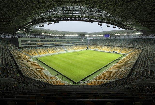 «Карпати» домовились про домашні матчі на «Арені Львів»