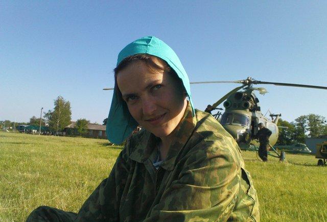 Громадські активісти пропонують висунути Надію Савченко кандидатом до ВР від Львівщини