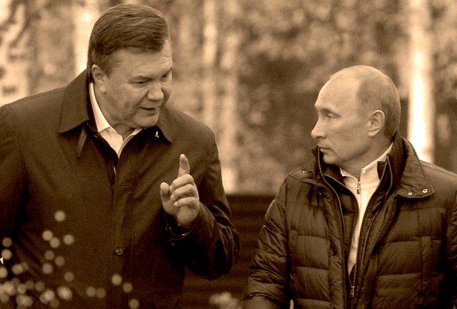 Путінське дежавю