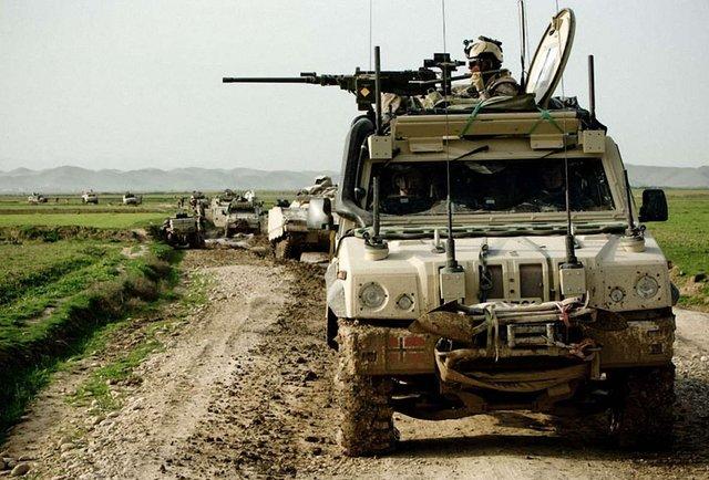 Італія постачатиме Україні бронемашини Iveco