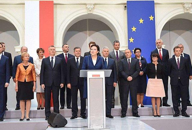 Новий уряд Польщі