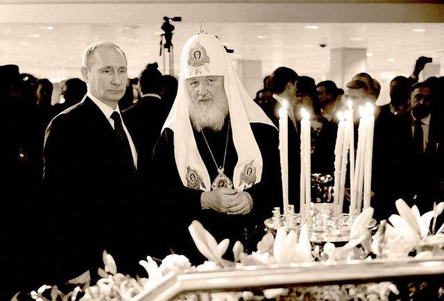 Як Путін знищує православ'я