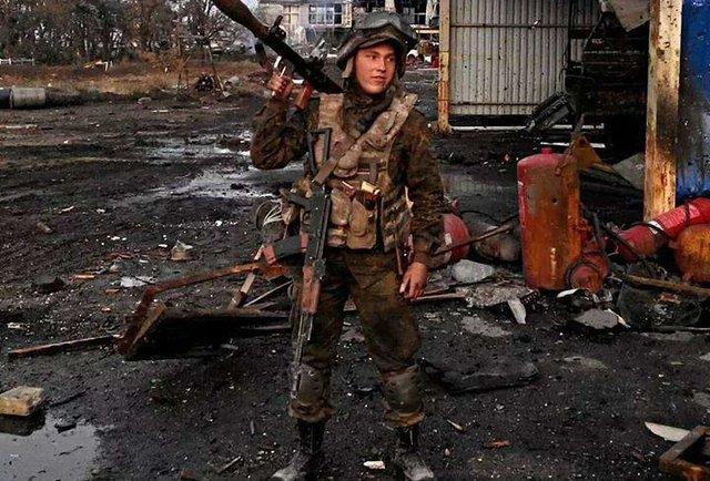 У донецькому аеропорту загинув 18-річний «кіборг» зі Сумщини