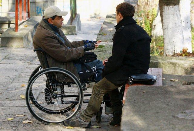 Після публікації на ZAXID.NET влада звернула увагу на братів-інвалідів