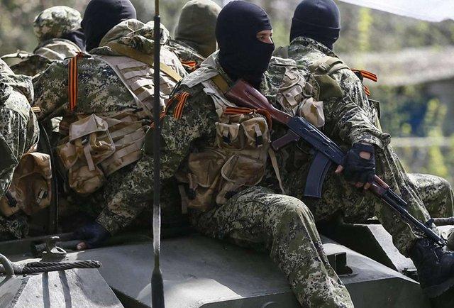 """У звільнених від бойовиків містах жителі знову хочуть Путіна і ненавидять """"укрів"""""""