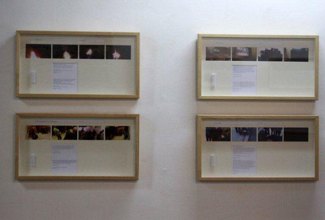 У галереї «Дзиґа» відкрилась виставка «Ars Longa Vita Brevis» у галереї