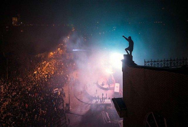 Євромайдан: як перемогла Гідність