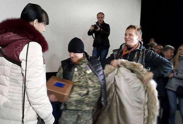 Охлобистін привіз подарунки бойовикам ДНР і готовий воювати з українцями