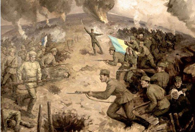Народи і війни у Галичині