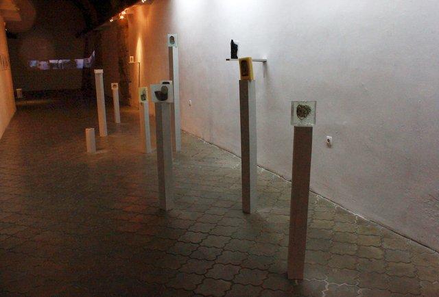 У галереї «Дзиґа» відкрився проект Михайла Барабаша  «Закон міського тяжіння»