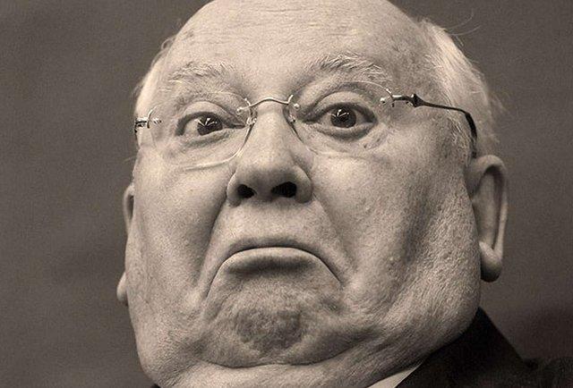 Прощання з Горбачовим