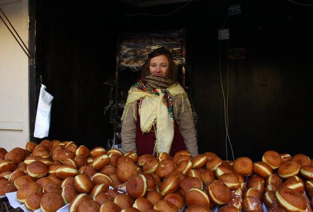 У Львові стартувало Восьме свято Пампуха