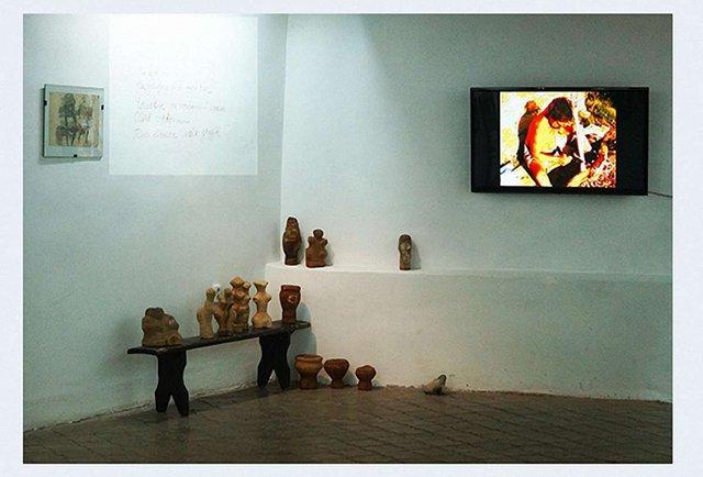 У галереї «Дзиґа» відкрився проект «Олег Лишега»