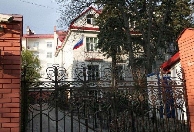 Росія закриває своє генконсульство у Львові