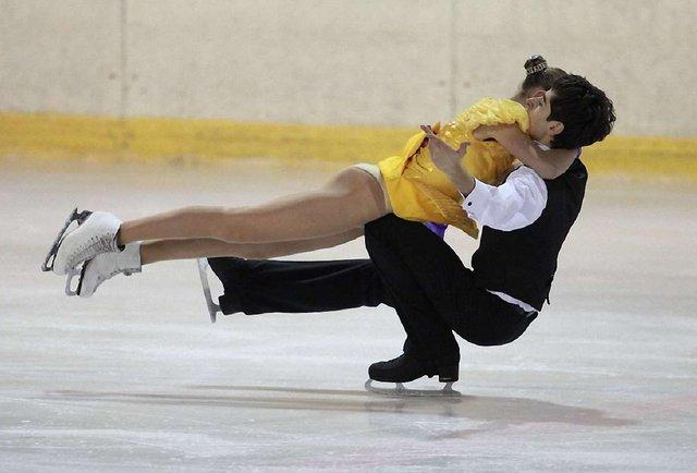 Оптимістичні танці на льоду