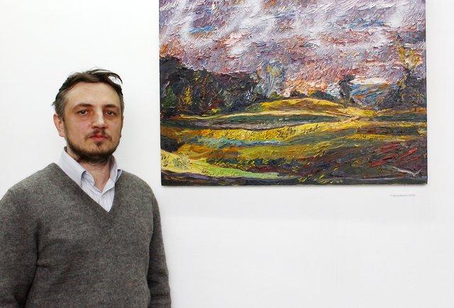 У «Дзизі» відкрилась виставка Любомира Тимківа