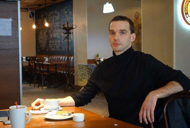 Росіянин у Києві започаткував тренінги для реабілітації бійців АТО