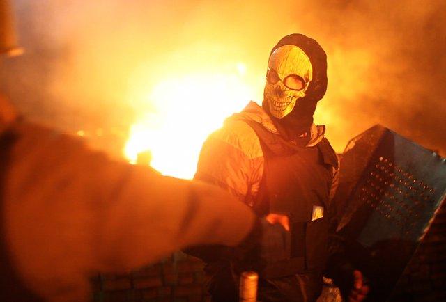 У прокат вийшла документальна картина про Майдан