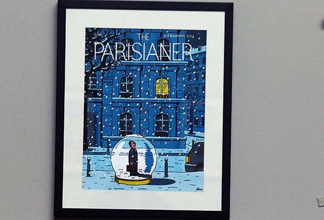 У Львові відкрилась виставка Parisianer