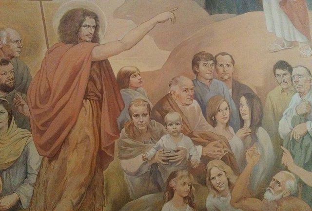 «Кузьма» став прототипом  Івана Хрестителя