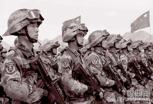Штрихи до геополітики Китаю