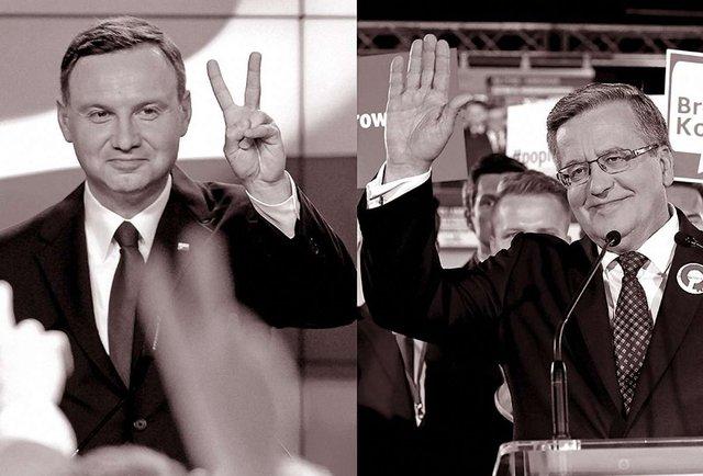 Україна програє вибори Польщі