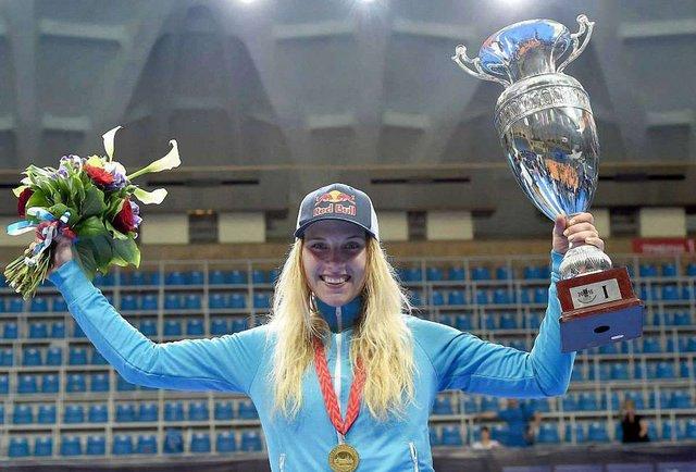 Українська фехтувальниця поборола усіх росіянок на турнірі в Москві