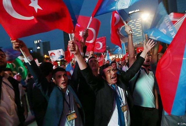 Партія Ердоґана втрачає монополію на владу