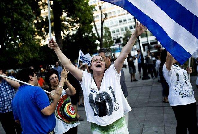 Грецьке «ні» кредиторам
