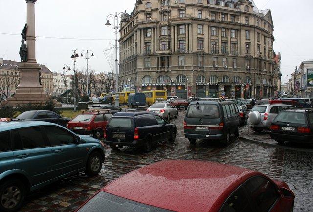 «У питаннях транспорту Львів хаотичніший, ніж Шанхай»