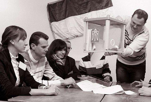 «Лакмусовий папірець» для виборців
