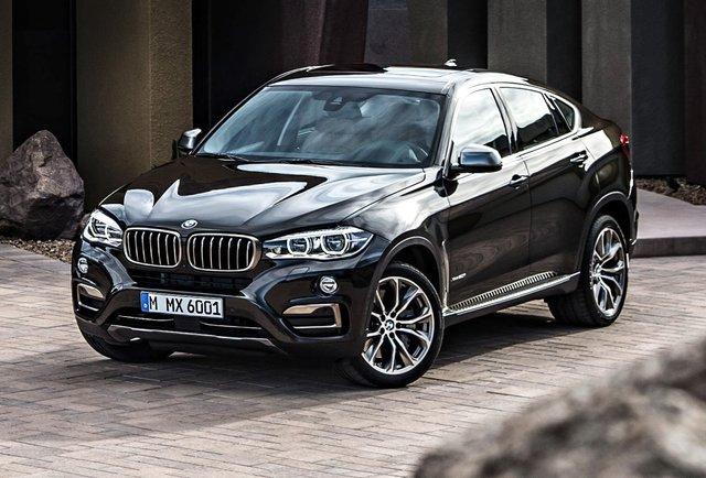 Як купити BMW X6 за 17 тис. грн