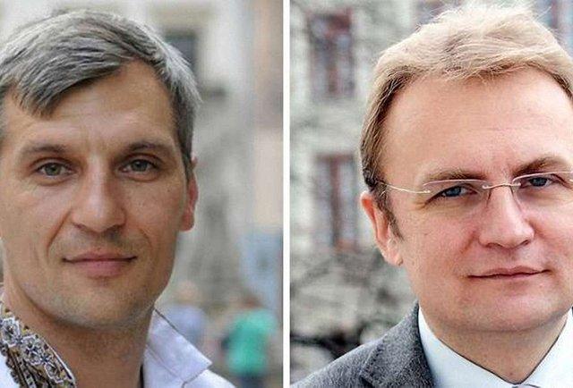 Вибори мера Львова: другий тур (онлайн-голосування)