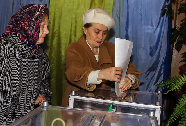 У Львові наразі фіксують рекордно низьку явку виборців