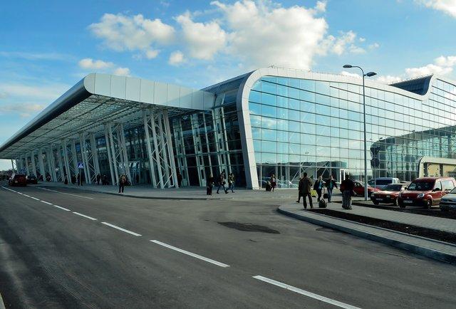 Крамниця «Аеропорт Львів»
