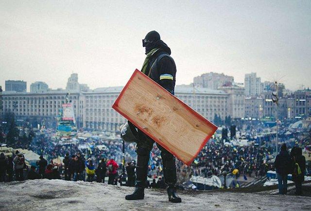 «Боровся палицею, як мечем, мусив боронити Україну»