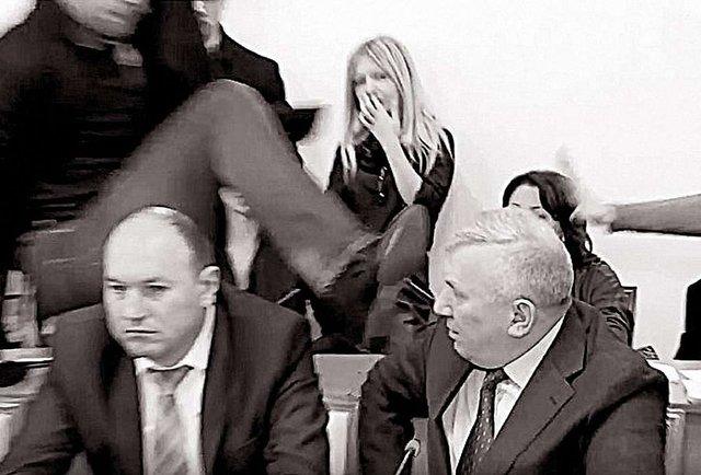 Смерть парламентаризму