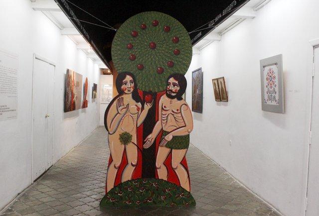 У Львові триває мистецький проект «Вихід, 5 років Іconart»