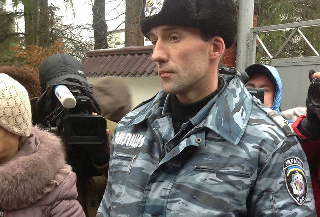 «Погроми міліції у Львові організував Василь Пісний»