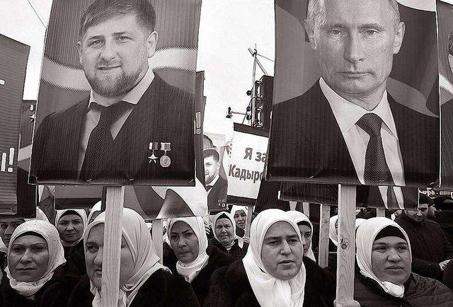 Шантаж Кадировим