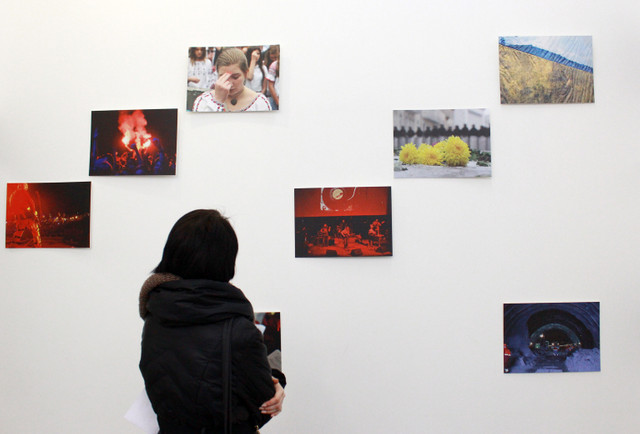 У Львові відкрилась фотовиставка «Фрагменти»