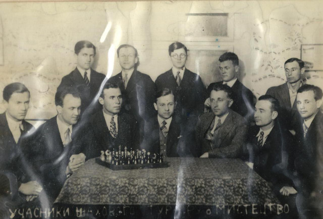 Шахи у «Віденській кав'ярні»