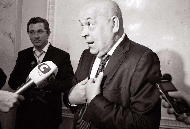 Топ-5 «балакучих голів» українського істеблішменту