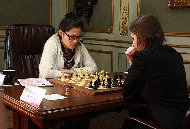 Чемпіонат світу з шахів у Львові за 100 секунд