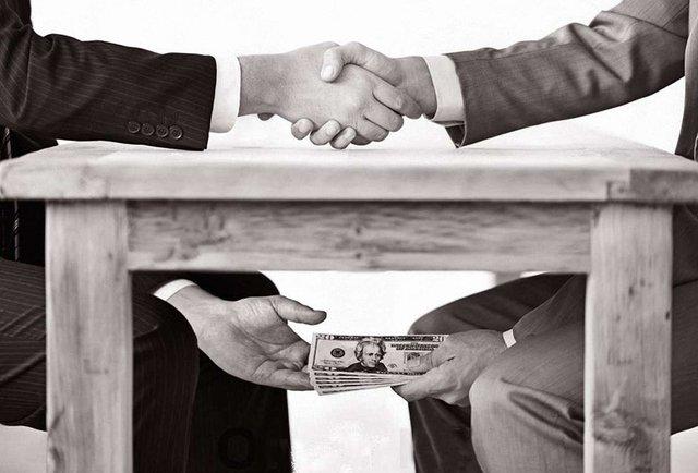 Популярна онтологія корупції