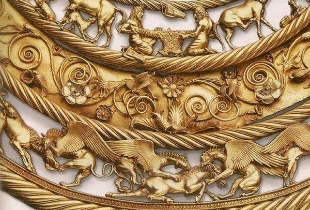 Суд щодо повернення скіфського золота відбудеться 5 жовтня
