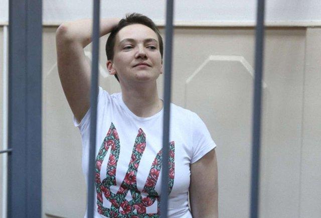 За що Савченко отримала 22 роки в'язниці?