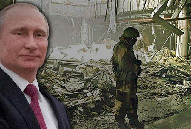 Таємний документ викриває путінський тіньовий уряд Донбасу