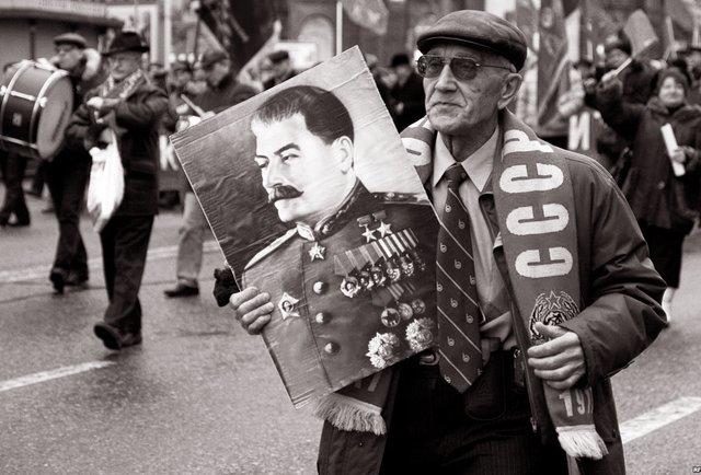 Сталін прийде, порядок наведе